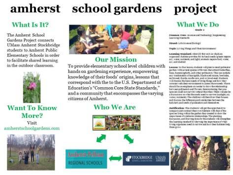 Amherst School GArdens Poster 2015 (2)