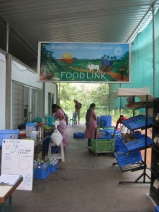 Access to fresh foods in urban centers